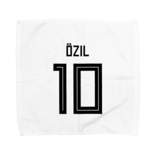 ozil-germany-10 Towel handkerchiefs