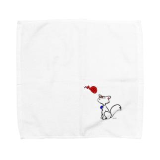 はんじゅく稲荷 Towel handkerchiefs