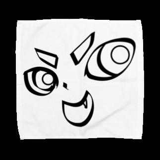 TarCoon☆GooDs - たぁくーんグッズのTarCoon☆FaCe Towel handkerchiefs