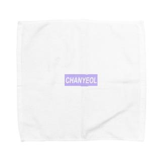 EXO チャニョル  Towel handkerchiefs