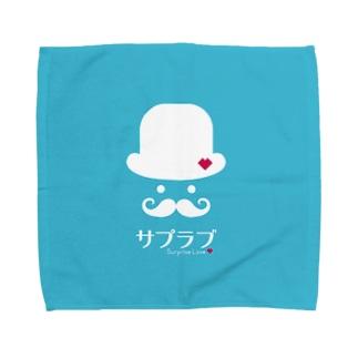 サプラブさん Towel handkerchiefs