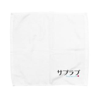 サプラブ Towel handkerchiefs