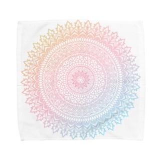 M-1  Towel handkerchiefs