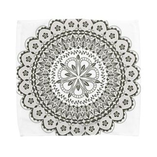 M-2 Towel handkerchiefs