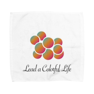 Colorful Grapes Towel handkerchiefs