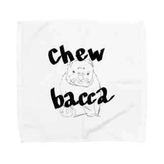 chewbacca Towel handkerchiefs