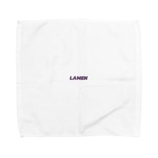 LAMEN Towel handkerchiefs