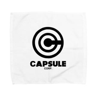 capsule タオルハンカチ