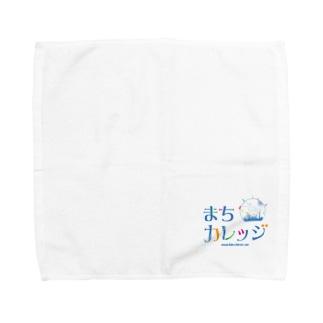 まちカレッジ Towel handkerchiefs