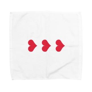 ❥❥❥ Towel handkerchiefs