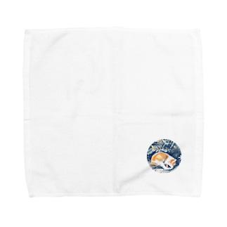 秘密の庭 Towel handkerchiefs