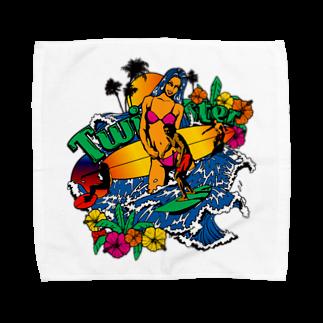 JOKERS FACTORYのTWISTER Towel handkerchiefs