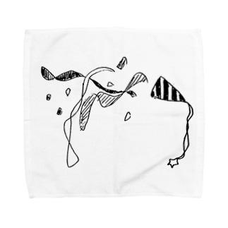 クラッカー Towel handkerchiefs