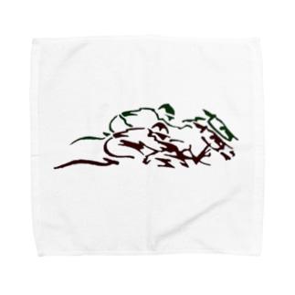 馬1 Towel handkerchiefs