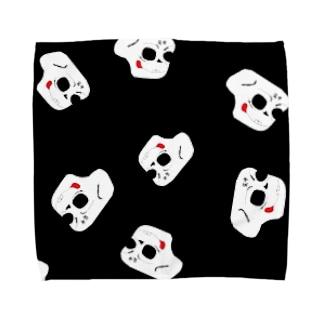 装甲の初代サムネ Towel handkerchiefs