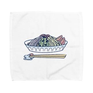 冷やし中華 Towel handkerchiefs