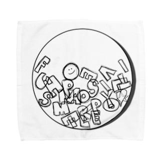 重ねる Towel handkerchiefs