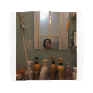 あにおイン風呂 Towel handkerchiefs