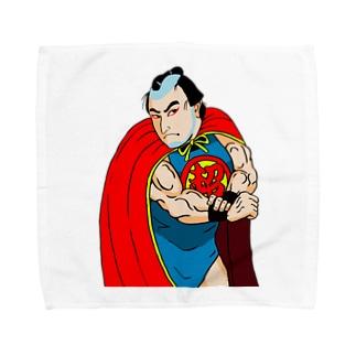 超太郎 Towel handkerchiefs