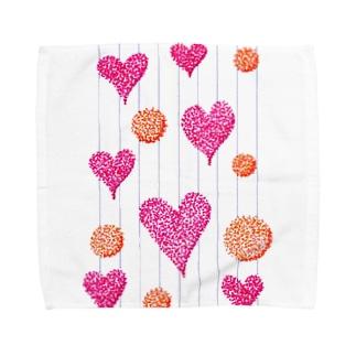 インスピレーションNo.8 Towel handkerchiefs