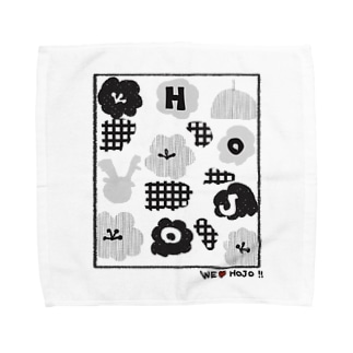 北条民 Towel handkerchiefs