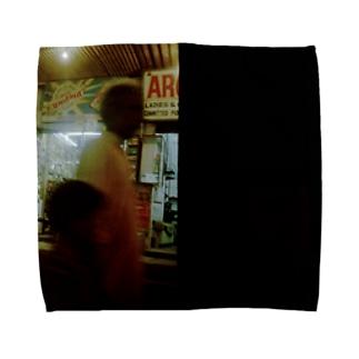 インド Towel handkerchiefs