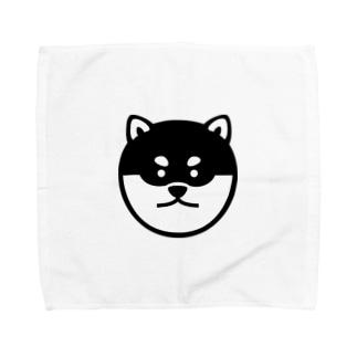 SHIBADORAKU Towel handkerchiefs