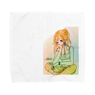 boyish Towel handkerchiefs