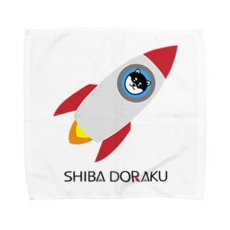 SHIBADORAKU ROCKET Towel handkerchiefs