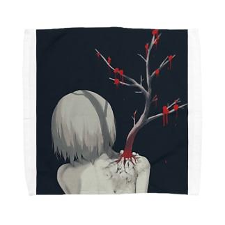 肩こり Towel handkerchiefs