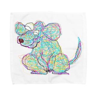 話してごらん。 Towel handkerchiefs