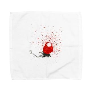 ハジけた〜ストロベリー狂想曲編〜 Towel handkerchiefs