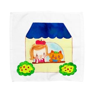 HAPPYLIFE Towel handkerchiefs