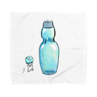 ラムネ☆ Towel Handkerchief
