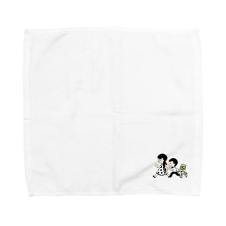 jibunyou  Towel handkerchiefs