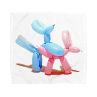 #発情期 Towel handkerchiefs