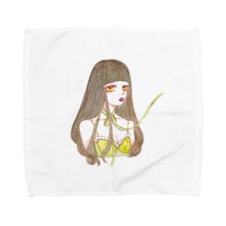 bow01 Towel handkerchiefs