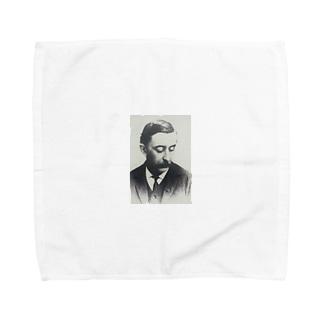 ラフカディオ・ハーン(小泉八雲) Towel handkerchiefs