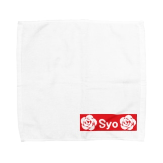 ネームロゴ Towel handkerchiefs