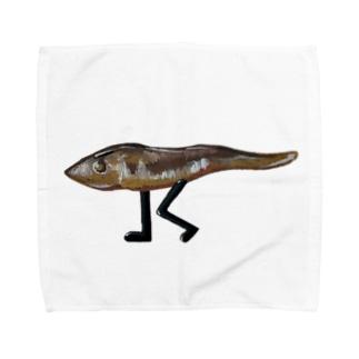 いかなごのすけ Towel handkerchiefs