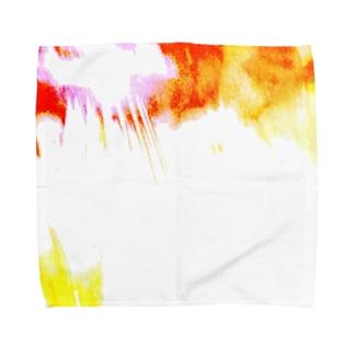 ばくはつ! Towel handkerchiefs