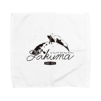 40thオリジナルグッズ Towel handkerchiefs