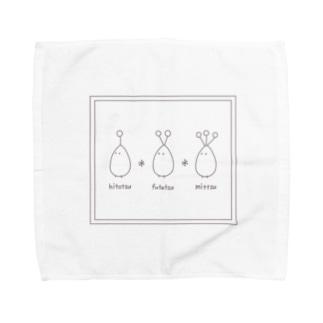 mitsugo Towel handkerchiefs