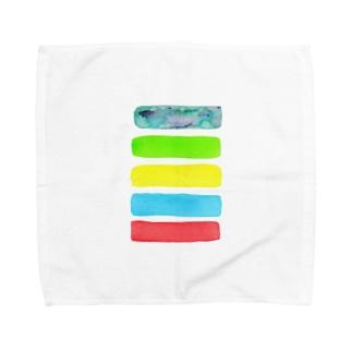 スティック Towel handkerchiefs