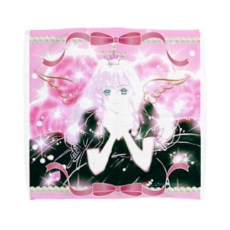 魔術の恋 Towel handkerchiefs
