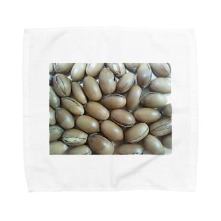 小さい秋 Towel handkerchiefs