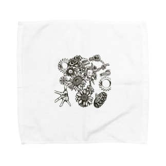 現在信仰 Towel handkerchiefs