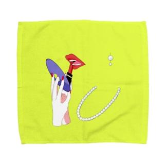 ミラー Towel handkerchiefs
