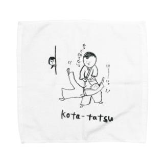 kota-tatsu はーい タオルハンカチ