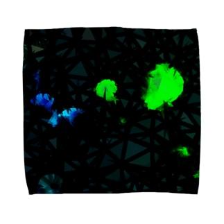クラゲ Towel handkerchiefs